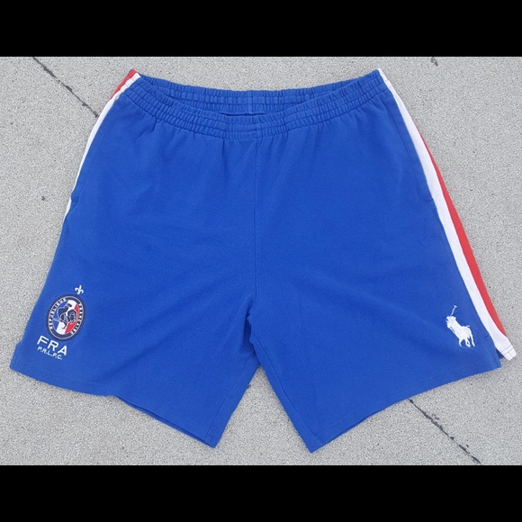 Polo by Ralph Lauren Shorts   Blue Polo Ralph Lauren Sweat France ... 3c962bfba394